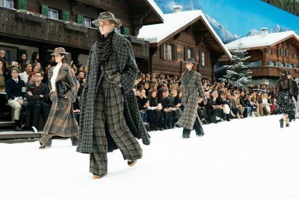 Неделя моды в Париже без мэтра модной индустрии Карла Лагерфельда