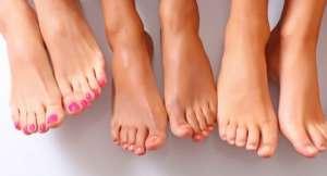 ног женских фото пальцев