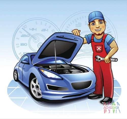 Картинка профессии автослесарь